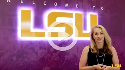 LSU Online spokeswoman explains benefits