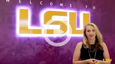 LSU Online spokeswoman explains benefits