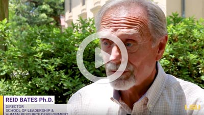 Director Reid Bates discusses the world-class faculty