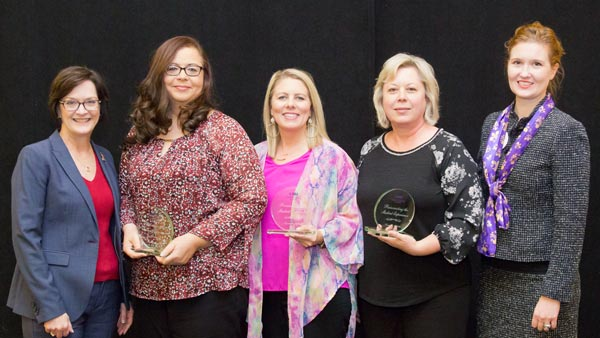 Reinventing the Student Experience Award recipients