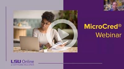 Microcred webinar