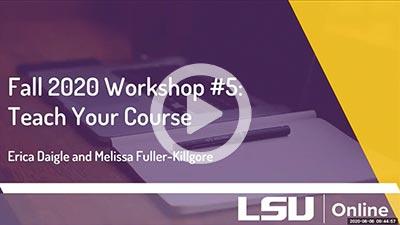 Teach Your Course thumbnail