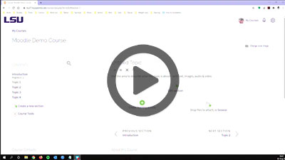Creating a Turnitin Assignment thumbnail