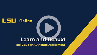 The Value of Authentic Assessment