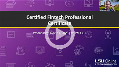 Certified Fintech Professional thumbnail