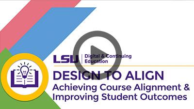 Design to Align thumbnail