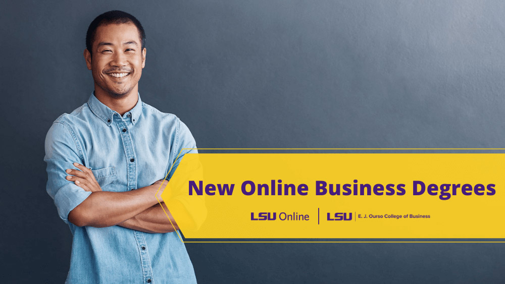 New Online Business Degree photo