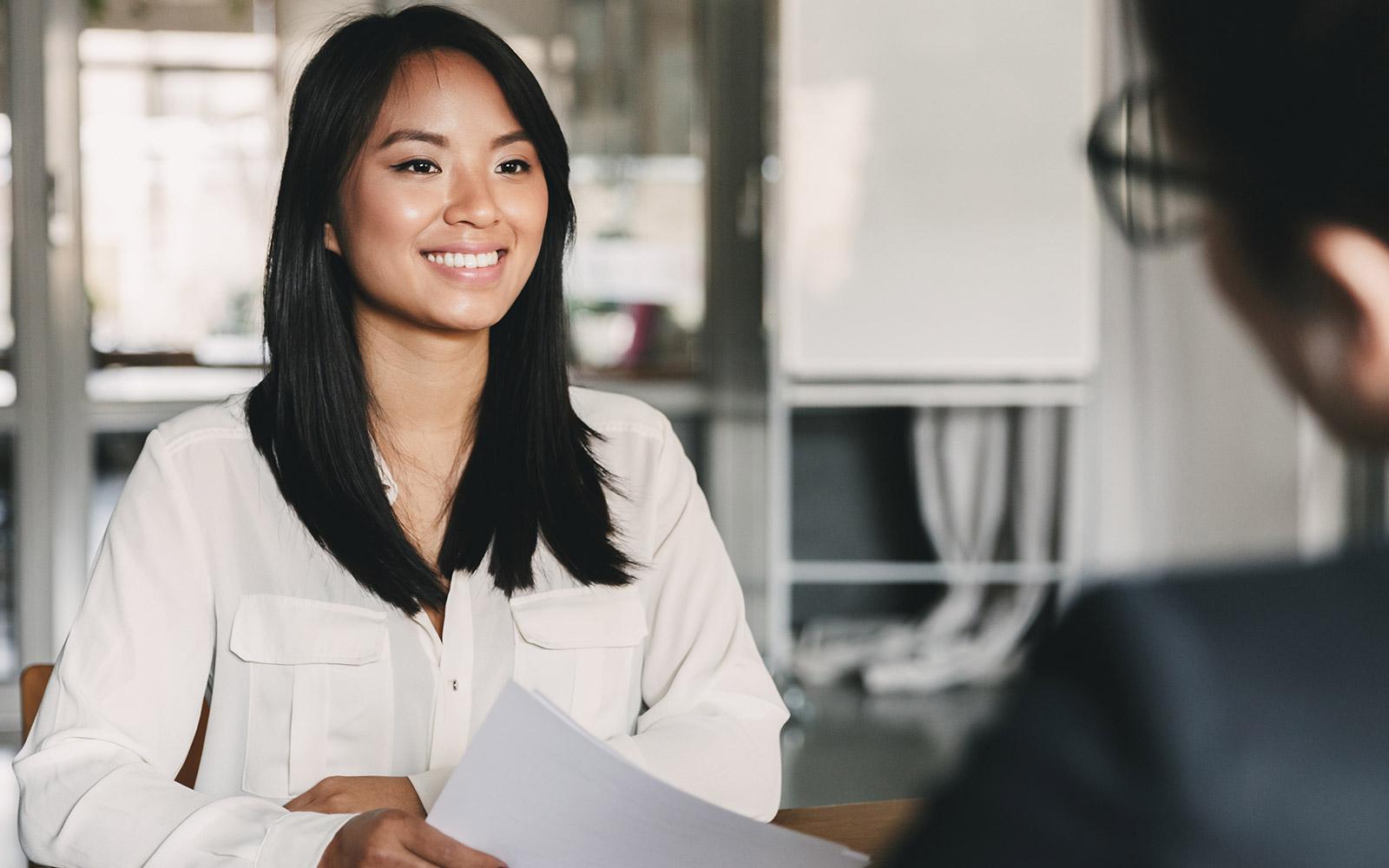 International business woman