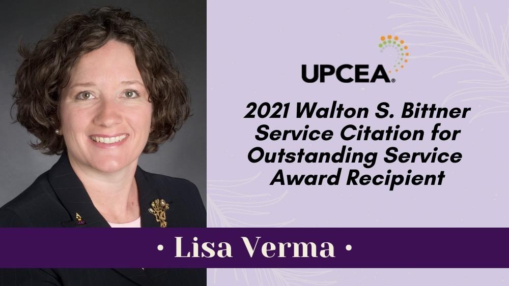 Lisa Verma, senior director of Professional Development & Community Programs at LSU Online & Continuing Education